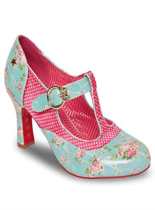 Chintz Shoes - Rockamilly-Shoes-Vintage