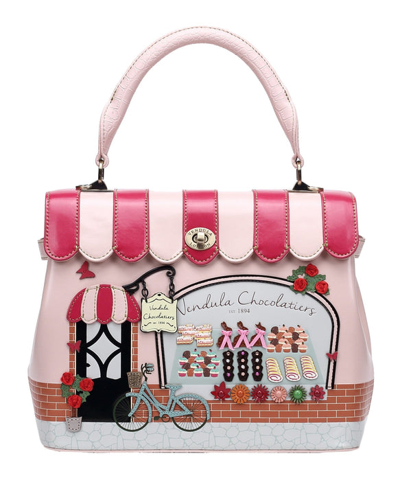 Chocolatiers Grace Bag Vendula - Rockamilly-Bags & Purses-Vintage