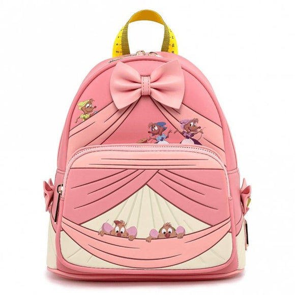 Cinderella Dress Making Mini Backpack - Rockamilly-Bags & Purses-Vintage