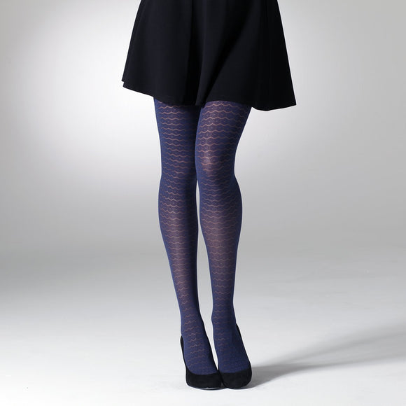 Circle Tights - All Colours - Rockamilly-Hosiery-Vintage