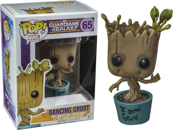 Dancing Groot POP - Rockamilly-POP-Vintage