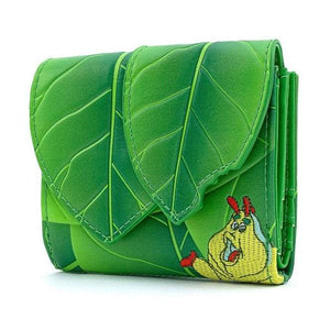 Disney A Bug's Life Leaf Wallet - Rockamilly-Bags & Purses-Vintage