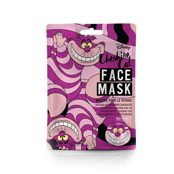 Disney Cheshire Cat Face Mask - Rockamilly-Accessories-Vintage