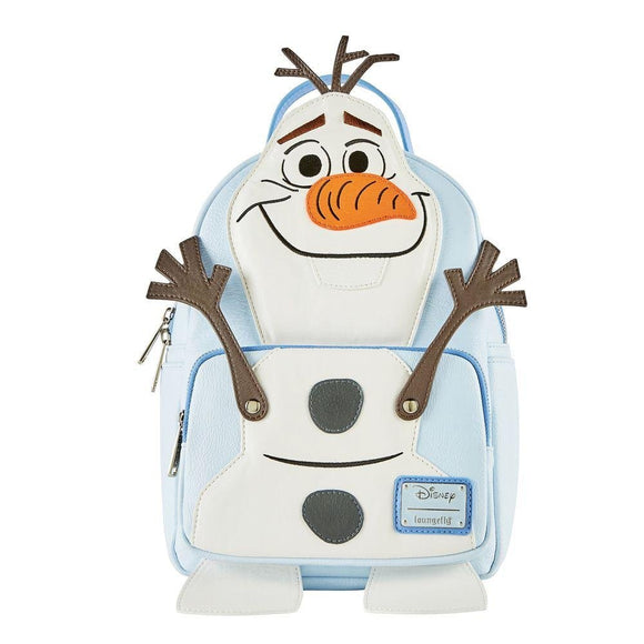 Disney frozen Olaf Mini Backpack Loungefly - Rockamilly-Bags & Purses-Vintage