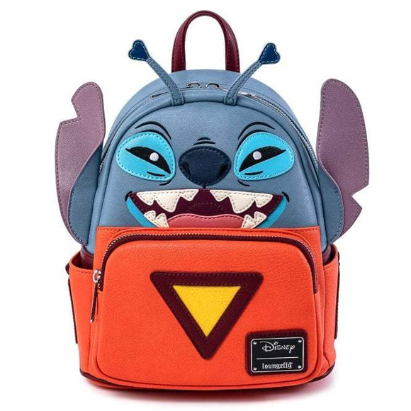 Disney Lilo & Stitch Experiment 626 Mini Backpack - Rockamilly-Bags & Purses-Vintage