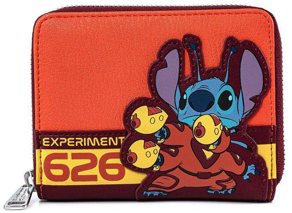 Disney Lilo & Stitch Experiment 626 Wallet - Rockamilly-Bags & Purses-Vintage