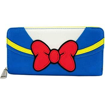 Donald Duck Zip Around Wallet - Rockamilly-Bags & Purses-Vintage