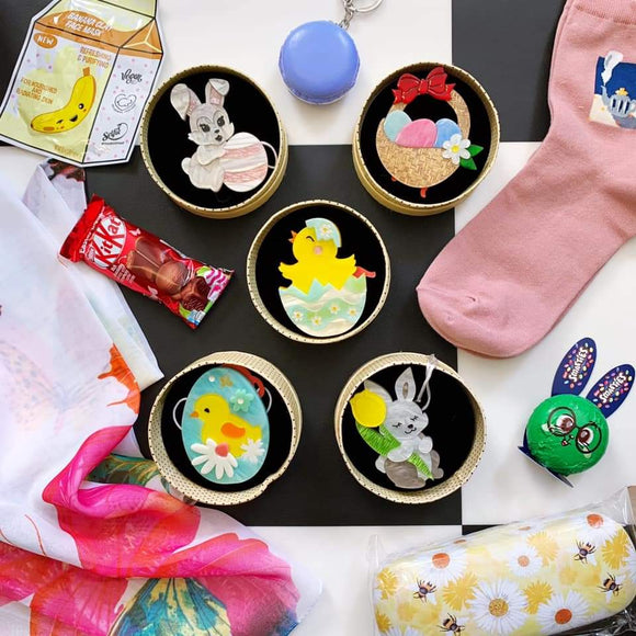 Easter Treat Gift Box ♡ - Rockamilly-Jewellery-Vintage