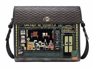 Epicerie De Vendula Box Bag - Rockamilly-Bags & Purses-Vintage