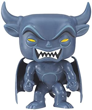 Fantasia 80th Menacing Chernabog POP - Rockamilly-POP-Vintage