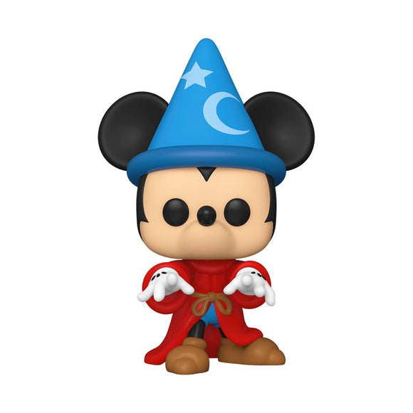 Fantasia 80th Sorcerer Mickey POP - Rockamilly-POP-Vintage