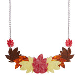 Foliage Follies Necklace