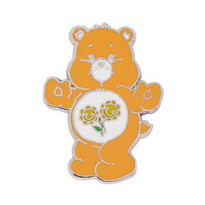 Friend Bear Enamel Pin Erstwilder - Rockamilly-Accessories-Vintage