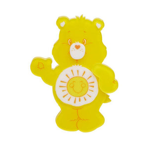 Funshine Bear Brooch Erstwilder - Rockamilly-Accessories-Vintage