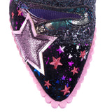 Galactic Thunder Black Irregular Choice - Rockamilly-Shoes-Vintage