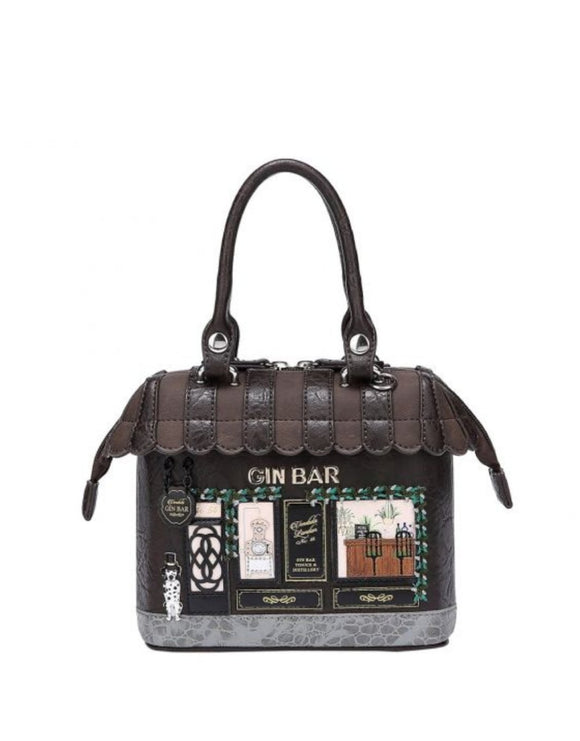Gin Bar Mini Grab Bag - Rockamilly-Bags & Purses-Vintage