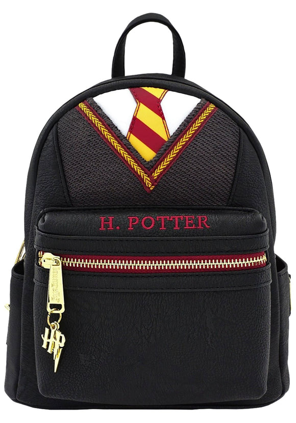 Harry Potter Uniform Mini Backpack - Rockamilly-Bags & Purses-Vintage
