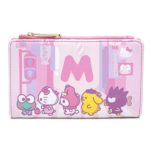 Hello Kitty Kawaii Flap Wallet - Rockamilly-Bags & Purses-Vintage