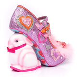 Hunnie Bunnie Reunion Collection Irregular Choice Shoes - Rockamilly-Shoes-Vintage