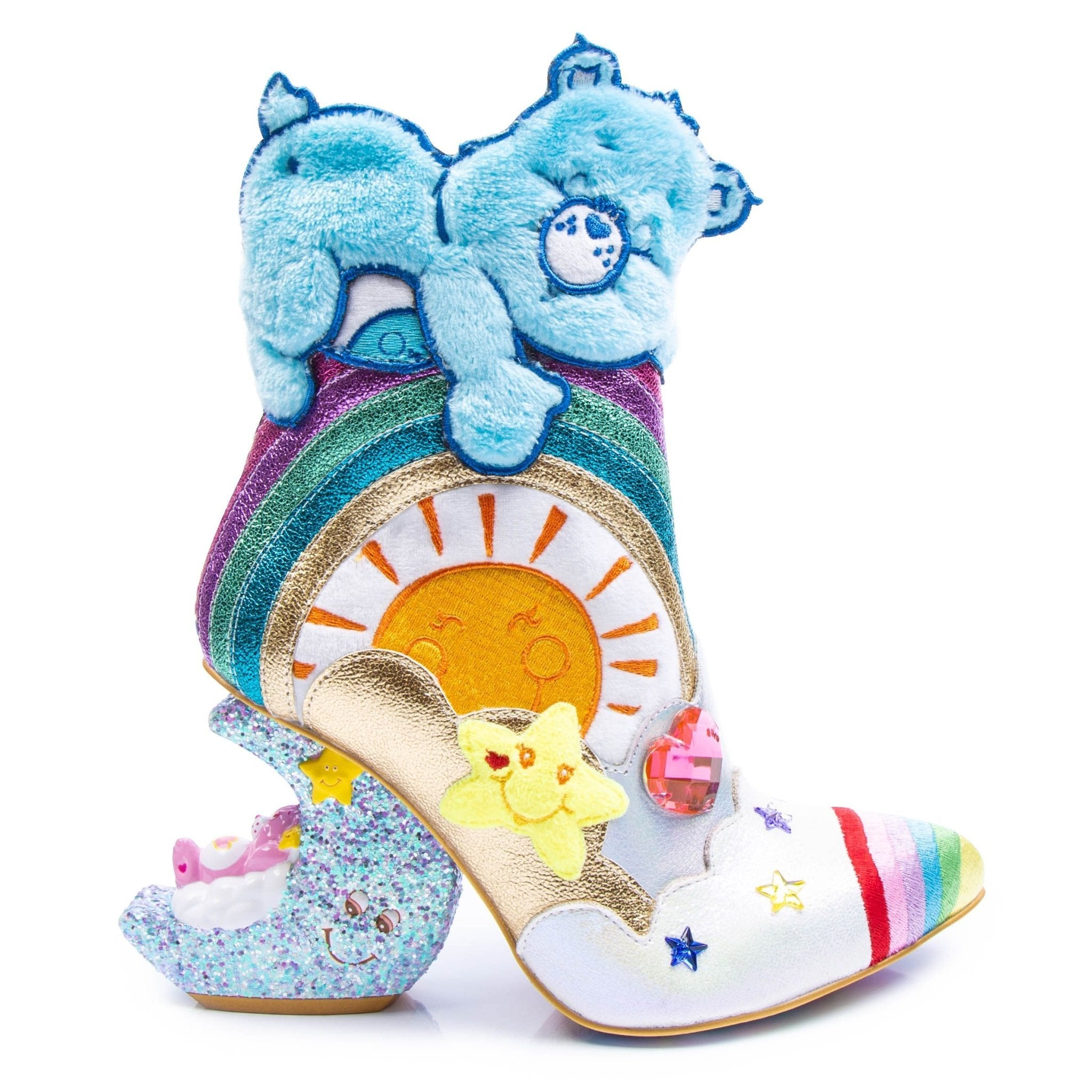 I Like Sleep Irregular Choice - Rockamilly-Shoes-Vintage