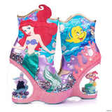 Just Me & The Sea Irregular Choice - Rockamilly-Shoes-Vintage