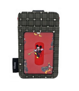 Kingdom Hearts Mickey Card Holder - Rockamilly-Bags & Purses-Vintage