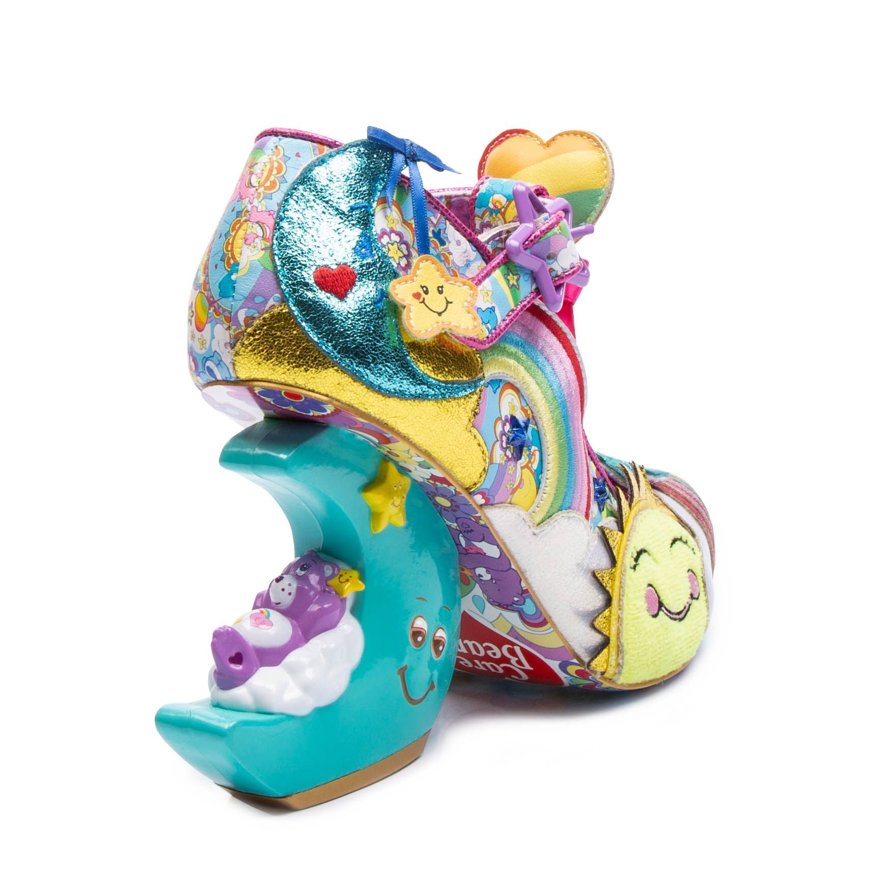 Kingdom of Caring Irregular Choice - Rockamilly-Shoes-Vintage