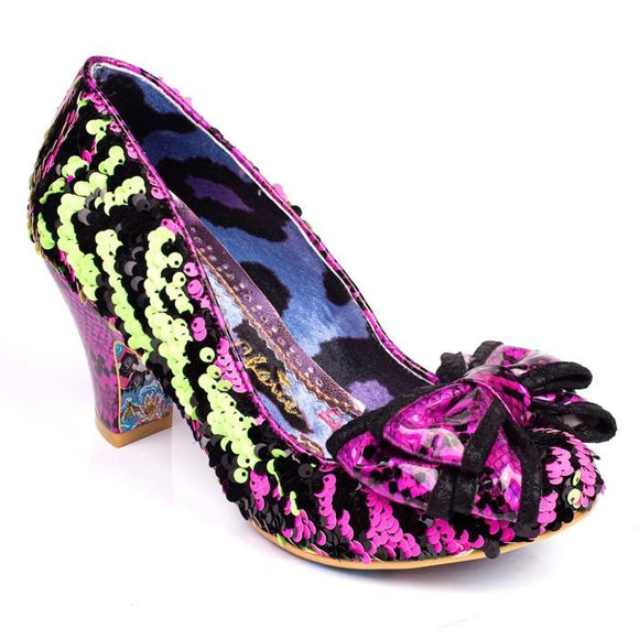Lady Ban Joe Irregular Choice - Rockamilly-Shoes-Vintage