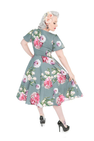 Lamour Swing Dress - Rockamilly-Dresses-Vintage