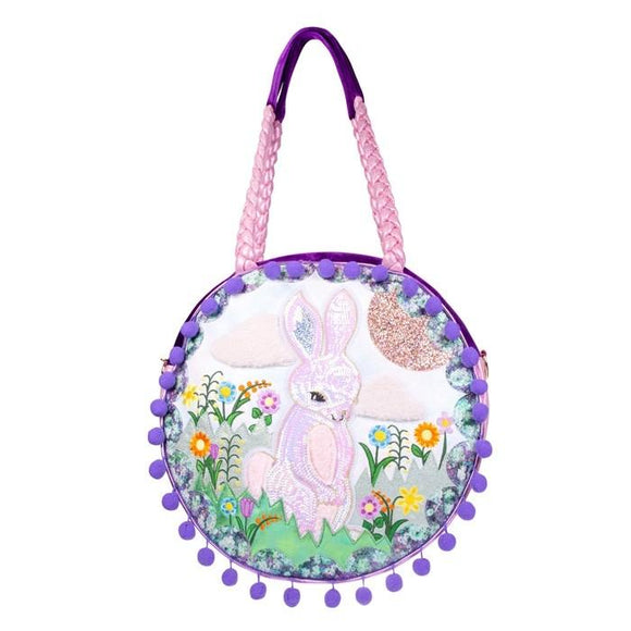 Lapin Bag Irregular Choice - Rockamilly-Bags & Purses-Vintage
