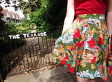 Lilo Skirt - Rockamilly-Skirts & Shorts-Vintage