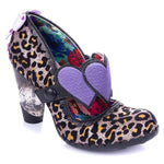 Lockhart Blk Irregular Choice - Rockamilly-Shoes-Vintage