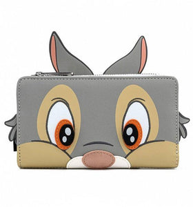 Loungefly Disney Bambi Thumper Cosplay Wallet - Rockamilly-Bags & Purses-Vintage