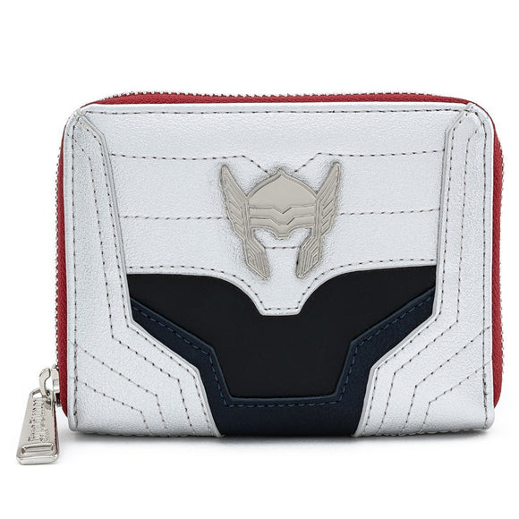 Marvel Thor Classic Cosplay Zip Around Wallet - Rockamilly-Bags & Purses-Vintage