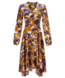 Marvellous Floral Dress Joe Browns - Rockamilly-Dresses-Vintage