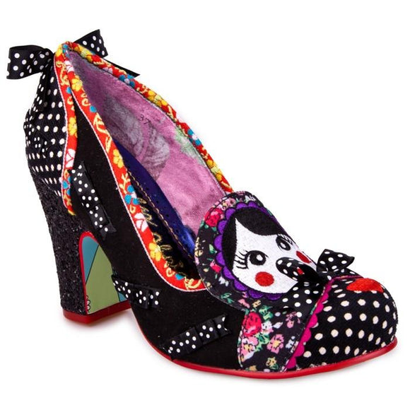 Matryoshka Memories Black - Rockamilly-Shoes-Vintage