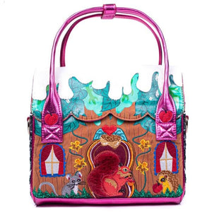 Mc Nuttys Cabin Bag Irregular Choice - Rockamilly-Shoes-Vintage