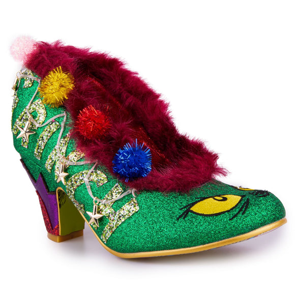Merry Grinchmas - Rockamilly-Shoes-Vintage