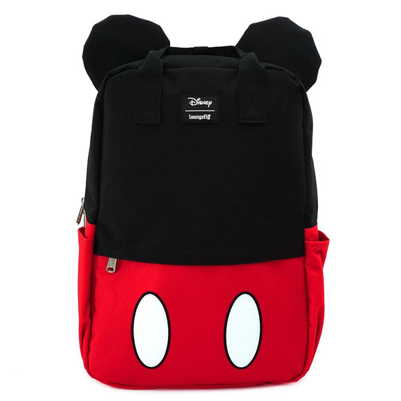 Mickey Mouse Cosplay Square Backpack - Rockamilly-Bags & Purses-Vintage