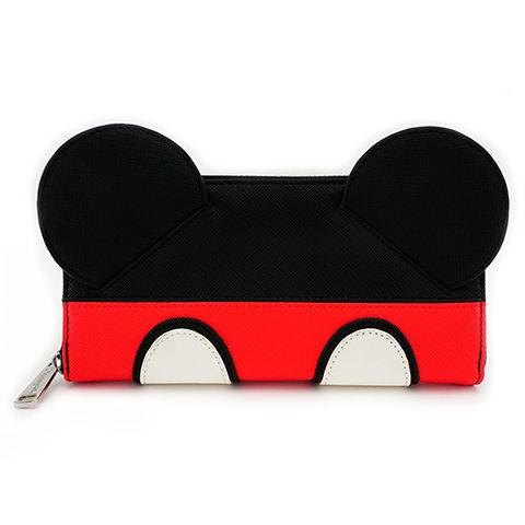 Mickey Wallet Loungefly - Rockamilly-Bags & Purses-Vintage