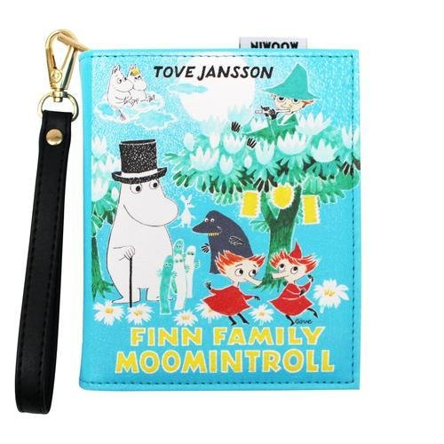 Moomin Family Book Wallet - Rockamilly-Bags & Purses-Vintage