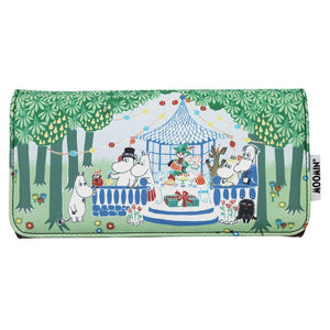 Moomin Party Wallet - Rockamilly-Bags & Purses-Vintage