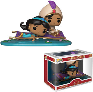 Movie Moment: Aladdin Magic Carpet Ride - Rockamilly-Nulls Gift Product-Vintage