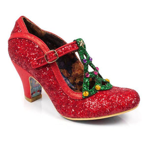 Nicely Festive - Rockamilly-Shoes-Vintage