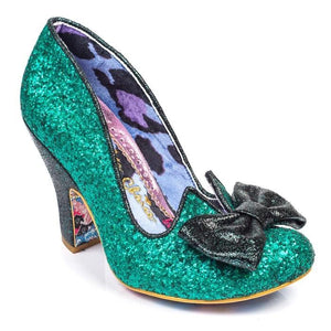 Nick of Time Irregular Choice - Rockamilly-Shoes-Vintage
