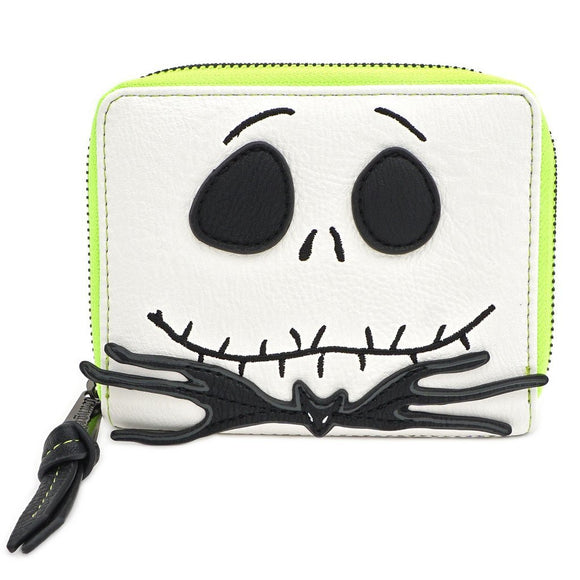 Nightmare Before Christmas Jack Purse Loungefly - Rockamilly-Bags & Purses-Vintage