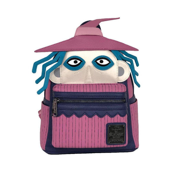 Nightmare Before Christmas Shock Mini Backpack Loungefly - Rockamilly-Bags & Purses-Vintage