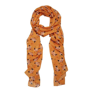 Oscar Wildenfox Large Neck Scarf Erstwilder - Rockamilly-Accessories-Vintage