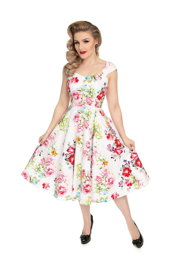 Paradise Swing Dress - Rockamilly-Dresses-Vintage