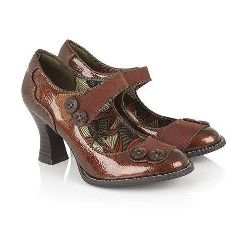 Penny Bronze - Rockamilly-Shoes-Vintage